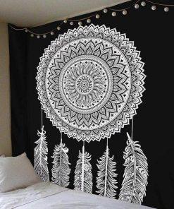 Wandbehang Traumfänger Mandala