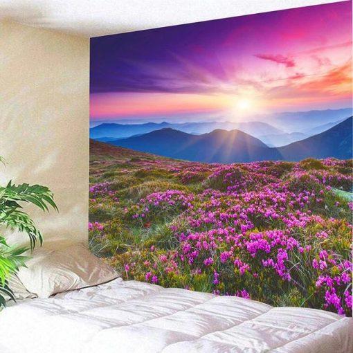 Wandbehang Wunder von Mutter Natur